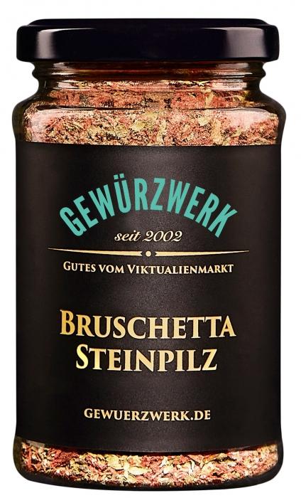 Bruschetta Steinpilz