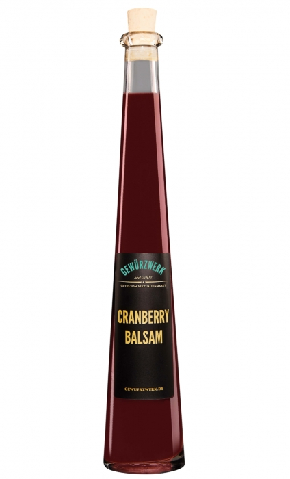 Cranberry Balsam