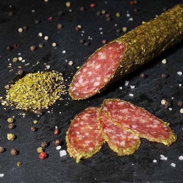 Brotklee Salami