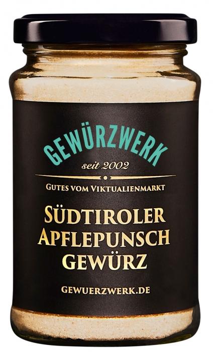 Südtiroler Apfelpunsch Gewürz