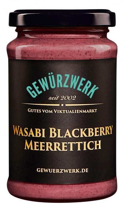 Wasabi-Blackberry-Meerrettich